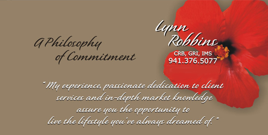 Lynn Robbins, A Philosophy of Commitment